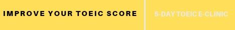 Improve Your TOEIC Score