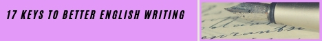 Better English Writing